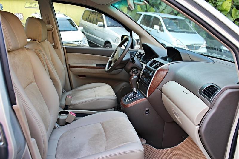 2007年 三菱 幸福力 天窗 7吋螢幕 倒車顯影 免頭款 全額貸 低月付