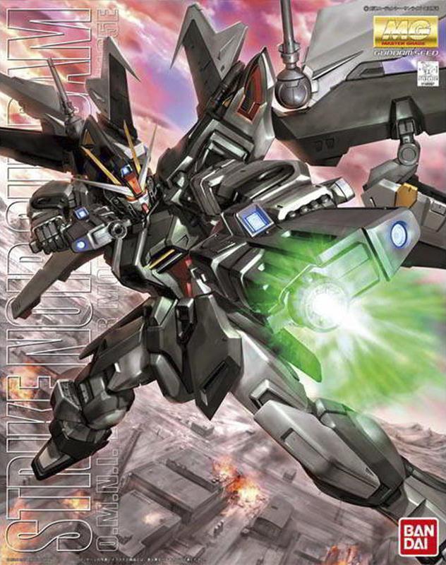 《密斯特喬》萬代 BANDAI SEED MG 1/100 Strike Noir 漆黑攻擊<現貨優惠>