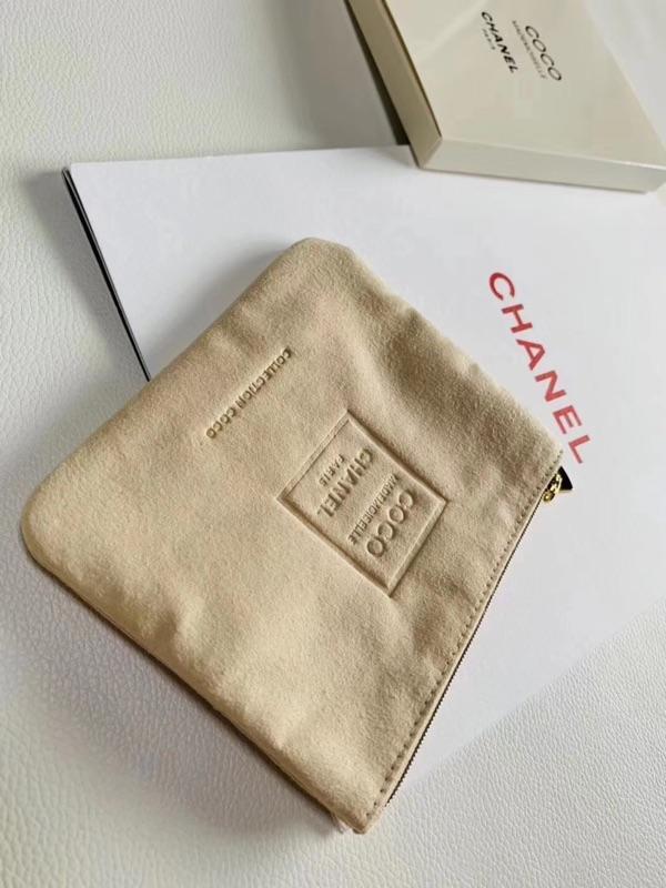 專櫃小物 稀少贈品 可可小姐 香水收納小包。