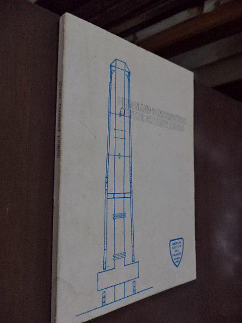 【古今書廊二手書店】《DESIGN AND CONSTRUCTION OF STEEL CHIMNEY LINERS》近