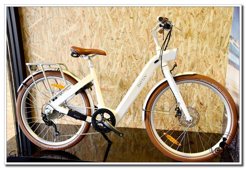 (高雄191) BESV CF1 智能電動自行車 (電動腳踏車)