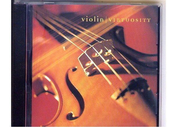方山唱片2001 Jim Brandmeier 吉姆 Violin Virtuosity 激情小提琴