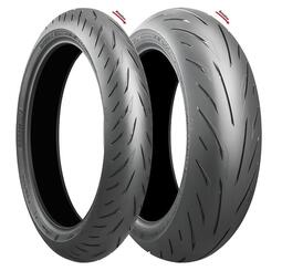 【Moto Dream】Bridgestone 普利司通 S22 120/70ZR17  58W 前輪(含安裝)