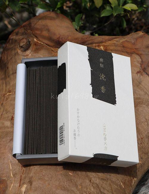 【新月集】☆日本 山田松.幽煙 沉香線香(極微煙)大盒裝
