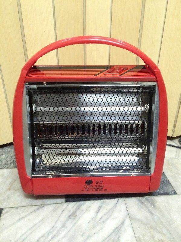 全新 台灣製造 手提式電暖器