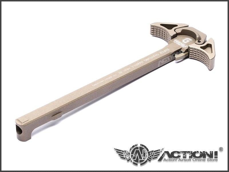 【ACTION!】Z-Parts - G-Style SCH樣式 戰術拉柄 (VFC/GHK GBB規格 沙色)《現貨》