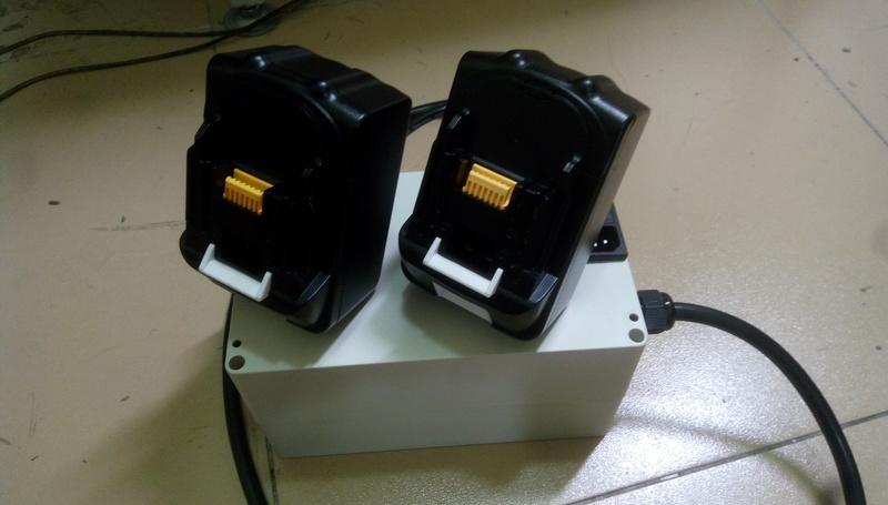 【綠芽科教】牧田 電動工具 代客組裝 鋰電池 鋰鐵電池 18650 26650