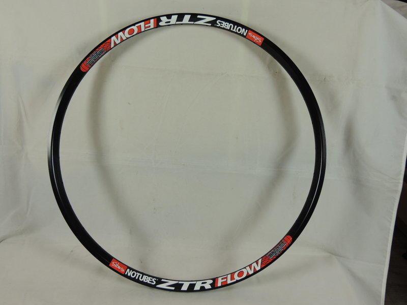 全新NoTubes ZTR FLOW 26吋登山車雙層鋁圈(FREERIDE / DH)--限定優惠價!!
