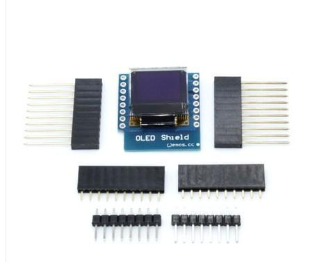 Oled shield wemos d1迷你 w7 056 [5059626]