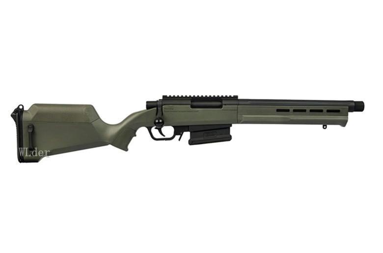 ARES AMOEBA AS02 狙擊槍 手拉 空氣槍 綠(BB槍BB彈玩具槍模型槍步槍卡賓槍馬槍瞄準鏡狙擊鏡