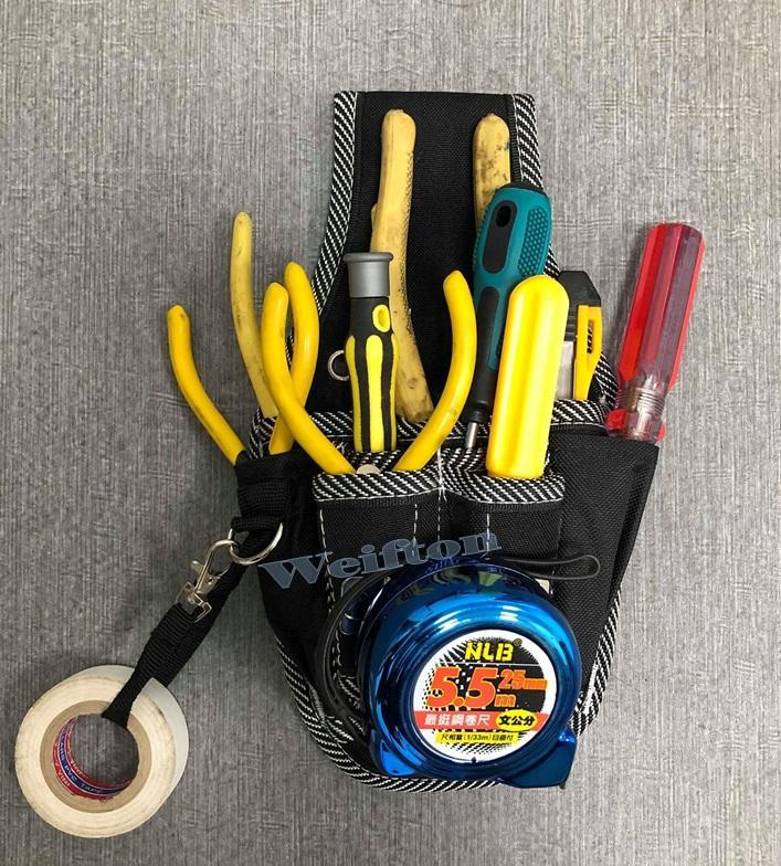 十合一工具袋 腰掛斜紋工具袋 多功能腰包 腰掛式 電工水電 土木作業 釘袋 工具包 板模