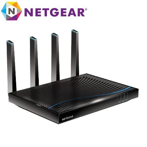 送Chromecast2 Netgear 夜鷹X8 Nighthawk R8500 11ac 5300M 無線寬頻分享器