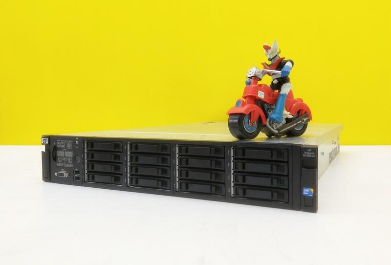 HP DL380 G7 16 SFF HDD E5620 x2/ 8G/ RAID/ AC x2 含運費