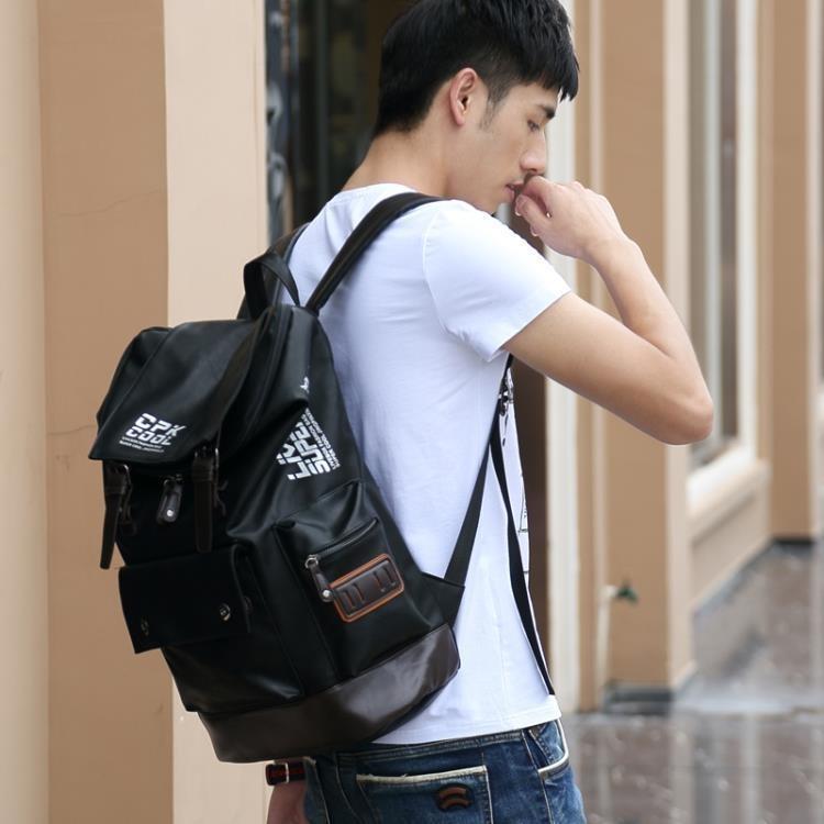 後背包 背包皮包青年大學生書包旅行 SMY11612