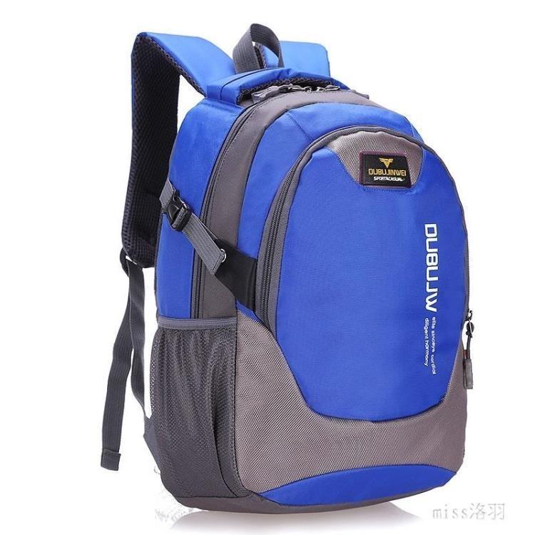 韓版潮大容量旅游雙肩旅行運動休閒書包  JL2575TW