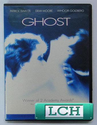 ◆LCH◆正版DVD《第六感生死戀/Ghost》-真愛一生-黛咪摩兒、派屈克史威茲(買三項商品免運費)
