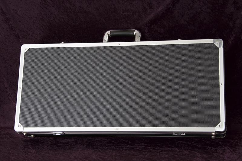 【又昇樂器 . 音響】樂手裝備 效果器硬盒 688mm x 296mm x 83mm