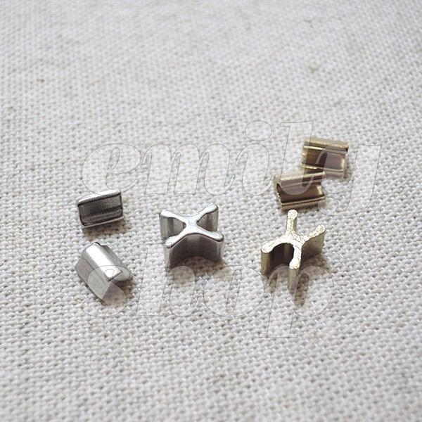 5號上止下止【5號金屬拉鍊專用】拉鏈前後擋片 5號檔片 5號金屬拉鍊 5V 金屬拉鏈 拉鏈頭 碼裝 包包 手工藝 皮雕