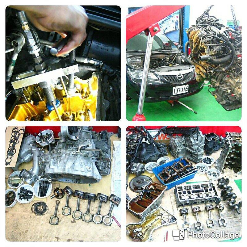 凌志 LEXUS 引擎大修 搪缸 吃機油 引擎異音 IS200 IS300 ES250 E300 ES350 GS300 GS250 LS400 RX270 RX330 RX350
