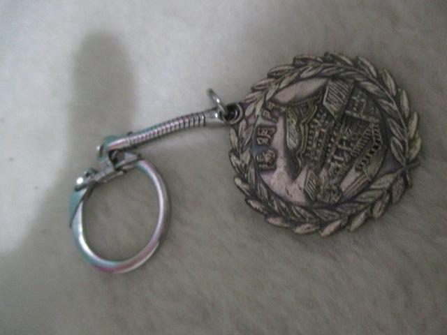 早期收藏 日本 陽明門 鑰匙圈