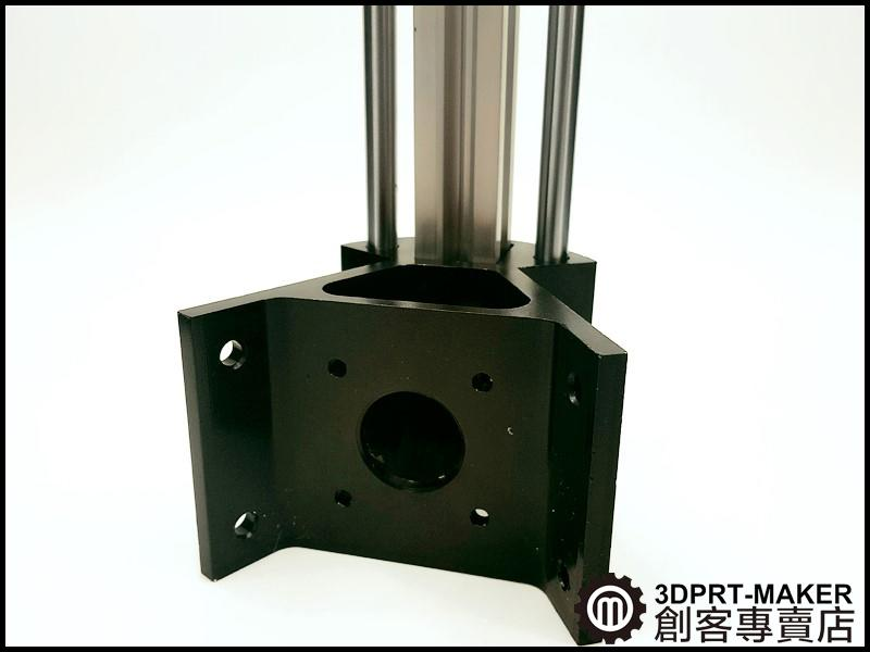 【3DPRT 專賣店】★346★ Kossel 鋁合金角件組 可用2020歐規 +8mm光軸  鋁合金角件組 3D印表機