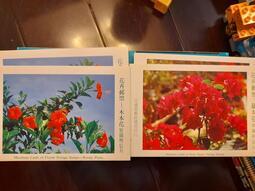 花卉郵票/東北角海岸國家公園風景區/金門/澎湖/雪霸國家公園~明信片