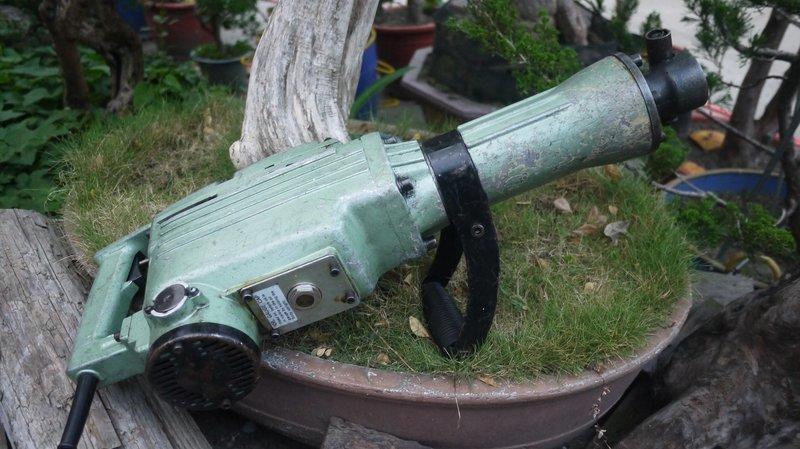 HITACHI 日立 PH-65A 中古二手 大型鑿破機 破碎機 電動鎚 大型電動錘 鴨頭 最熱門機型