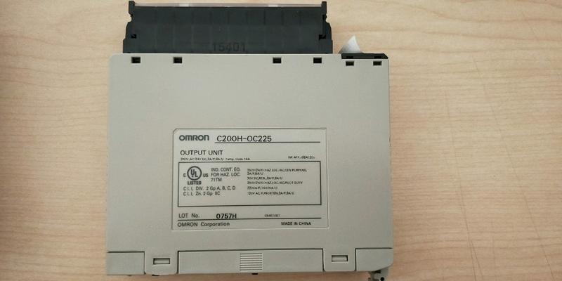 OMRON 模組 C200H-OC225