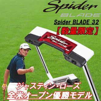 高爾夫推桿Taylormade Spider Blade32