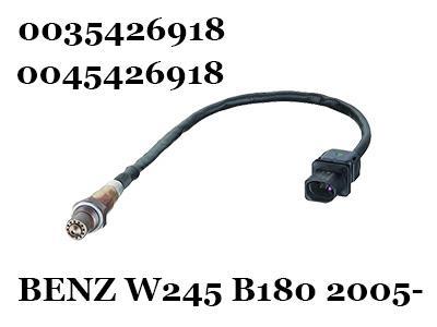 BENZ 賓士 W245 B180 B200 含氧感知器 O2 SENSOR 零件圖 德國 BOSCH
