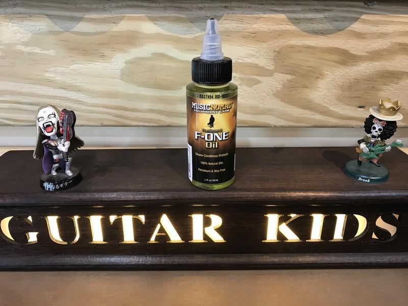[Guitar Kids吉他寶貝]吉他指板油 Music Nomad F-ONE Oil全效天然指板油
