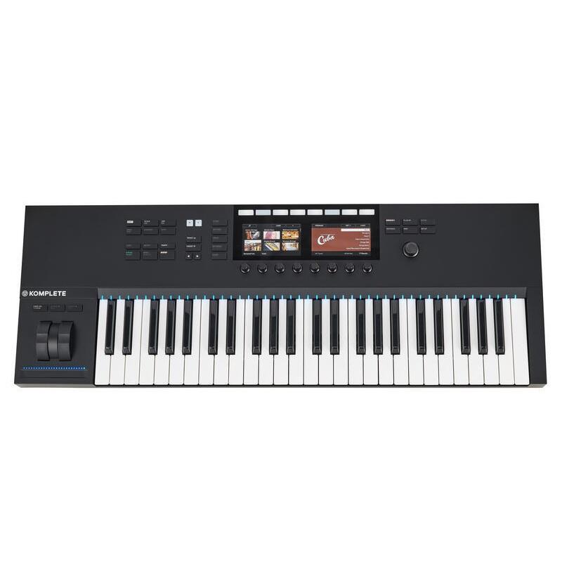 Native Instruments Komplete Kontrol S49 MK2 主控鍵盤 總代理公司貨 兩年保固