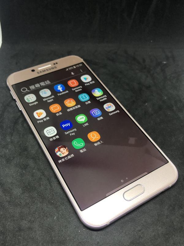 三星A8(2016)二手機 使用功能正常
