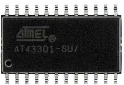 [二手拆機][含稅]AT43301 液晶驅動板晶片