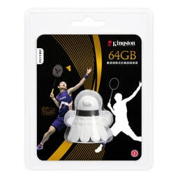 詢問有優惠  2020年戴資穎聯名隨身碟 Kingston 金士頓 64GB DTBMT USB 3.2 隨身碟