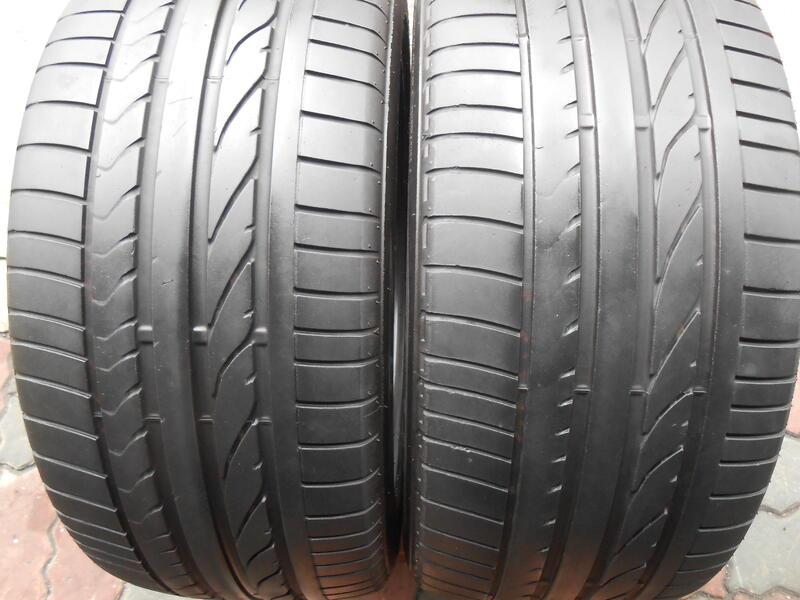 ◎至品中古胎◎優質中古跑胎~255/50/19 普利司通 RE050 失壓續跑胎 SSR 日本製 ~含安裝.平衡
