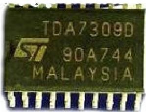 [二手拆機][含稅]TDA7309D 電腦板專用晶片