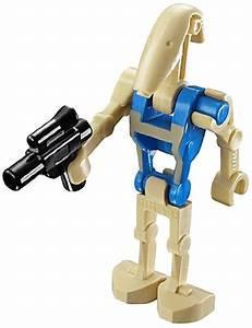 玩樂趣台中 LEGO 75058 Battle Droid Pilot二手人偶 (sw0360)