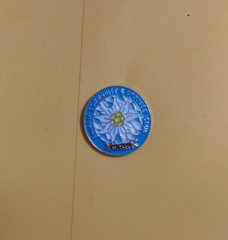 二戰德國 雪絨花 徽章 飾徽 胸章