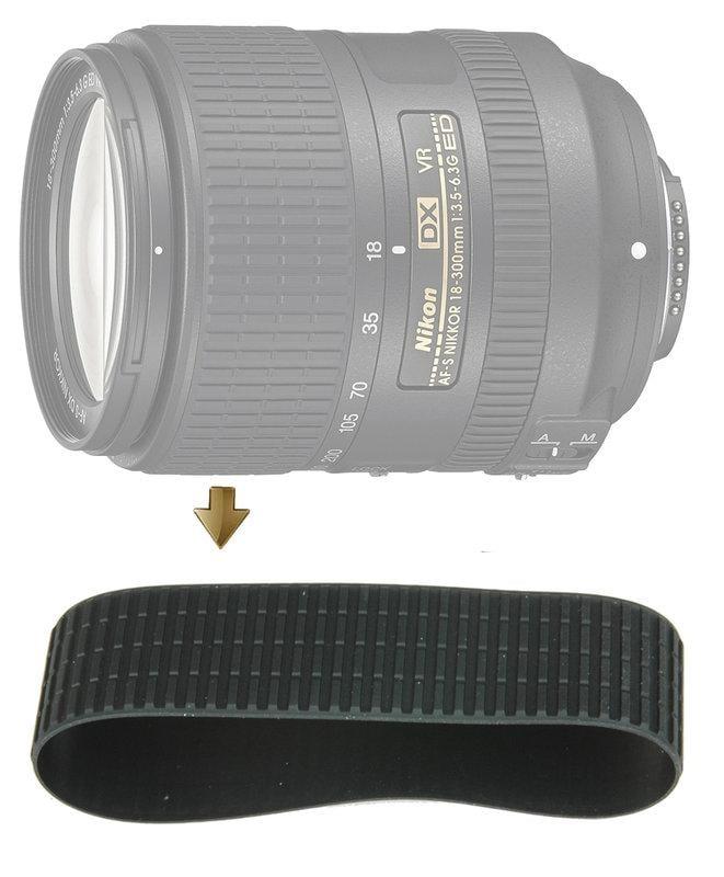 【NRC】Zoom Rubber Ring Nikon 18-300mm F3.5-6.3G VR 變焦環