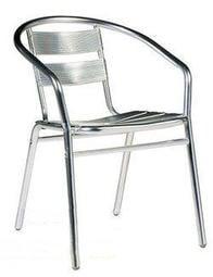 【傢室家具】P386-04餐椅鋁椅戶外休閒椅 餐椅