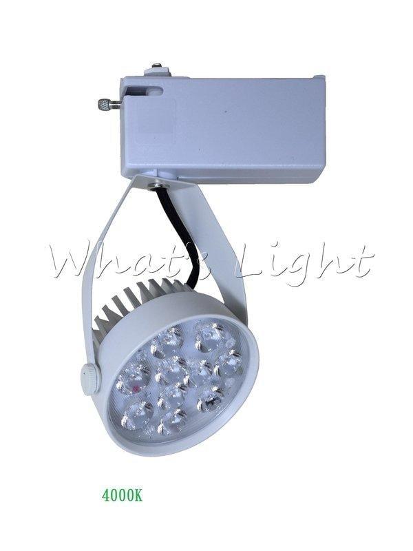 高CP LED 自然光 OSRAM晶片 LED 14W 4000K 840 LED軌道投射燈LED軌道燈另有9W