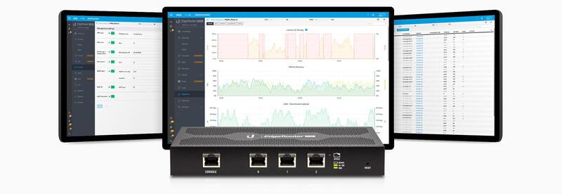 【UniFi專業賣家】UBNT EdgeMAX UI ERLite‑3 EdgeRouter Lite 路由器