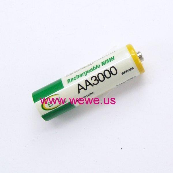 =阿美e族= BTY 3號AA 鎳氫充電電池 AA3000 另有1.5v充電鋰電池 非14500 3.7v 3.2V鋰鐵