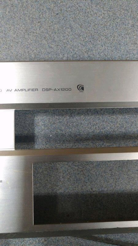 YAMAHA  DSP-AX1200  變壓器 100V