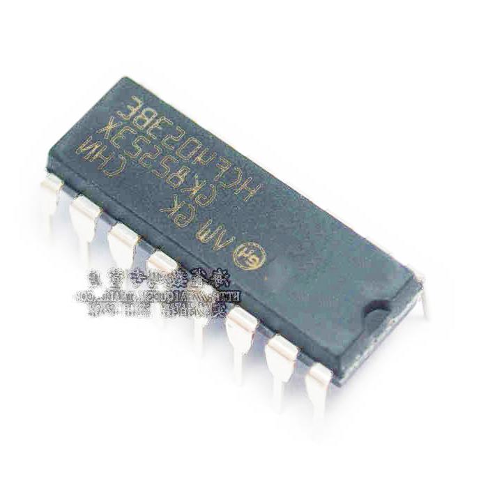HCF4053BE 三組二路模擬開關 直插DIP16 221-00555