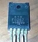 [二手拆機][含稅]原裝 STRF6267 STRF6268 開關電源塊