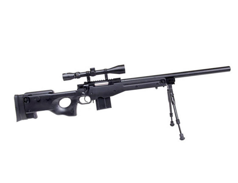 WELL L96 空氣槍(BB槍BB彈玩具槍氣動槍長槍模型槍步槍卡賓槍狙擊槍手拉式