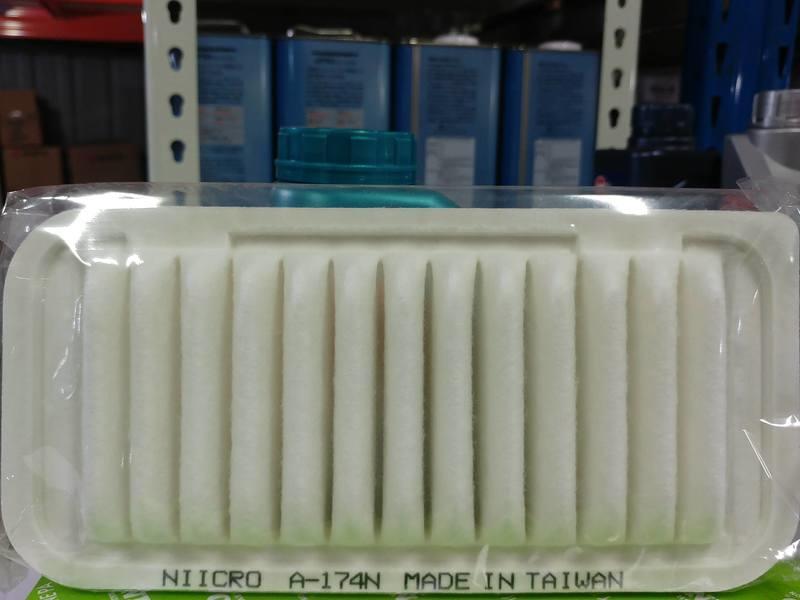 『油工廠』高品質 TOYOTA 豐田 VIOS 03-13 空氣濾芯 台灣製 空氣芯 空濾