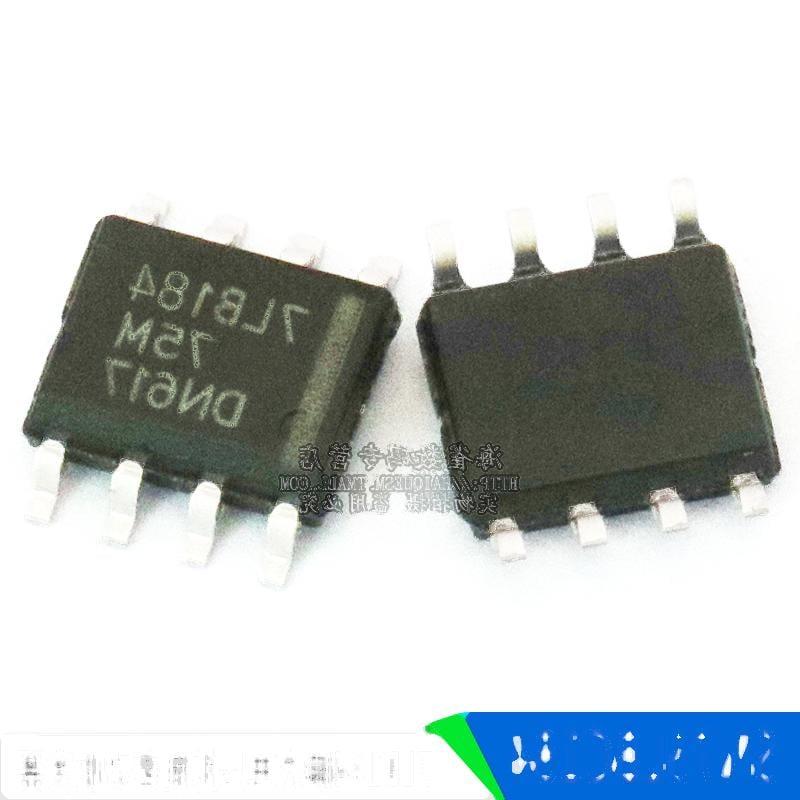 IC 芯片 7LB184 SN75LBC184 瞬態電壓抑制差動收發器 SOP8 221-00593